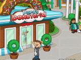 Игра Папа Луи: Пончиковая