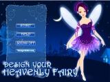 Flash игра для девочек Одевалка с феей