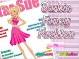 Flash игра для девочек Барби на обложке журнала