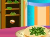 Flash игра для девочек Cooking Big Burger