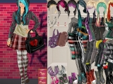 Emo Fashion Expression