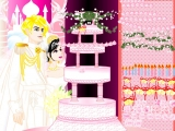 Укрась свадебный торт