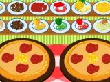 Пиццерия - Готовим пиццу