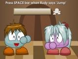 Flash игра для девочек Wiggi Dance Academy