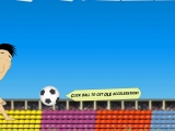 Flash игра для девочек Football Launch