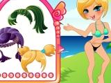 Flash игра для девочек Hawaiian Skirts