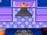 Flash игра для девочек Sausage Casserole