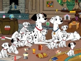 Flash игра для девочек Hidden Objects 101 Dalmatians