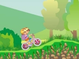Игра Doras Bike Ride