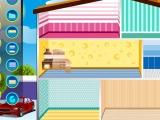 Flash игра для девочек Doll House Decoration