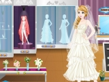 Barbies Wedding Dress