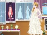 Flash игра для девочек Barbies Wedding Dress