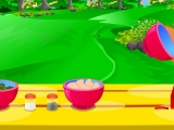 Flash игра для девочек Chicken Nuggets Cooking