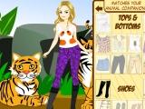 Flash игра для девочек Welcom to the Zoo