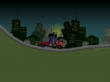 Flash игра для девочек Cargo Truck Express