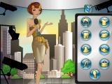 Flash игра для девочек News Reporter