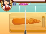 Flash игра для девочек Chicken Teriyaki