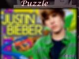 Flash игра для девочек Justin Bieber puzzle