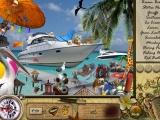 Flash игра для девочек Tahiti's Pearls