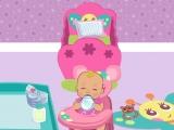 Flash игра для девочек Cute Baby Nursery