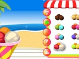 Flash игра для девочек Ice Cream Decor
