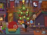 Flash игра для девочек Рождество Каспера и призраков