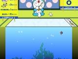 Flash игра для девочек Дораэмон на рыбалке