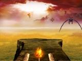 Flash игра для девочек Dragon Hunt