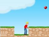 Flash игра для девочек Love Trail