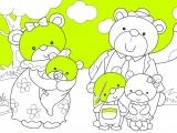 Семья медведей