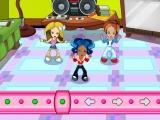 Танцпол для Барби