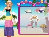 Flash игра для девочек Seaside Dresses