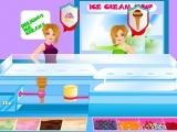 Flash игра для девочек Ice Cream Shop