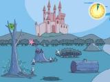 Flash игра для девочек Winx: Спасение Альфеи