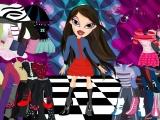 Flash игра для девочек Jade bratz dress up game