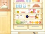 Flash игра для девочек Том и Джерри: Набег на холодильник
