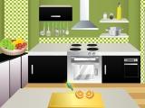 Flash игра для девочек Салат с манго и креветками