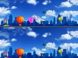 Отличия на фестивале воздушных шаров