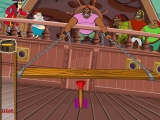 Дартс на пиратском корабле