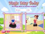 Flash игра для девочек Magic Eairly Today