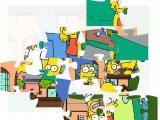 Пазлы: Симпсоны