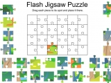 Flash Jigsaw Puzzle