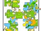 Пазлы: Весенняя мозаика