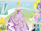 Cinderella dress up games