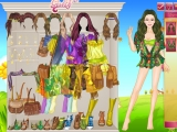 Hippie Fashion Dress Up