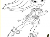 Fun Bratz Coloring
