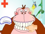 Игра Monkey And Dentist
