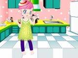 Flash игра для девочек Baking Muffins With Jane