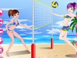 Volley Beach Dress Up