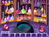 Игра Sue's Witch Magic Make Over